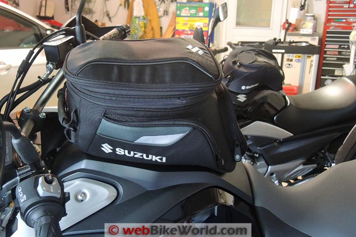 Suzuki V-Strom 1000 ABS Tank Bag