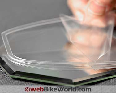 3bf57086 WeeTect Anti-Fog Visor Review - webBikeWorld
