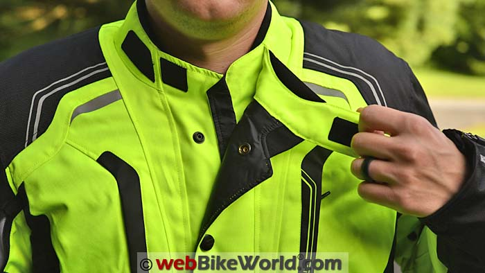 iXS Criton Jacket Collar