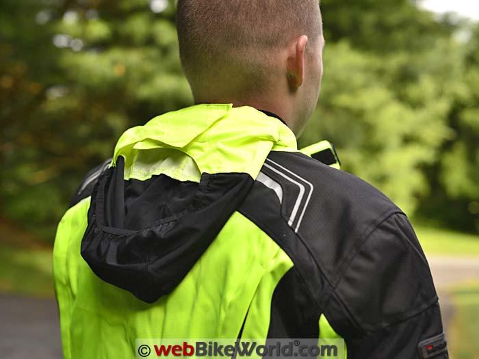 iXS Criton Jacket Hood