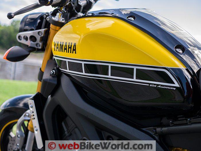 Yamaha XSR900 Speedblock Paint Left Side