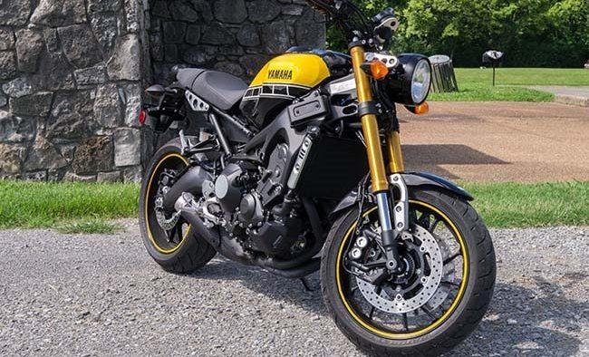 Yamaha XSR900 Review - webBikeWorld