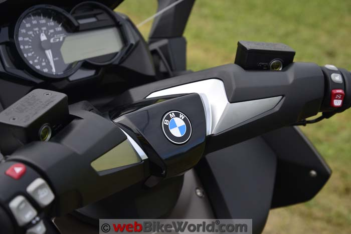 2016 BMW C 650 GT Handlebar