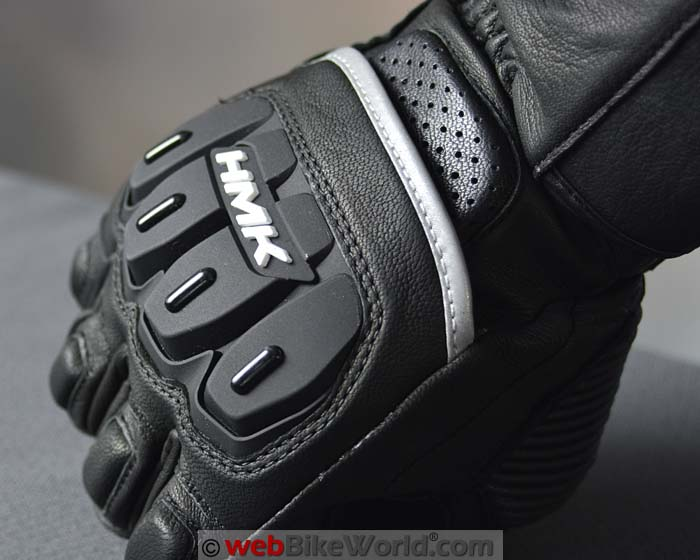 HMK Intimidator Gloves Main Knuckle Protector