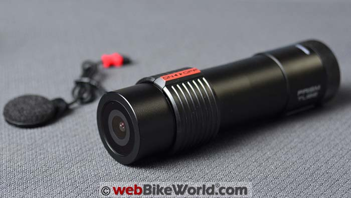 Sena Tube Action Camera