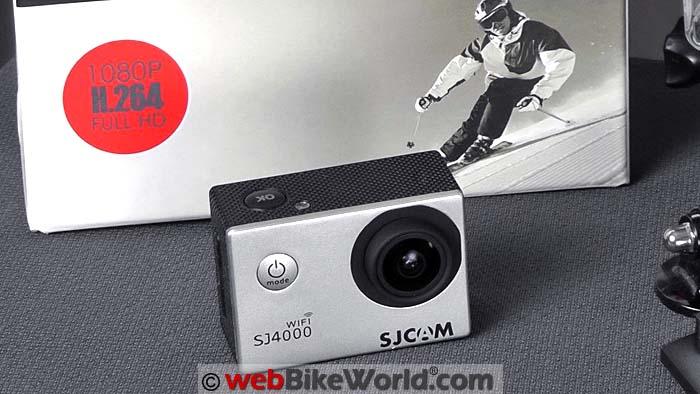 SJCAM SJ4000 WiFi Camera Kit