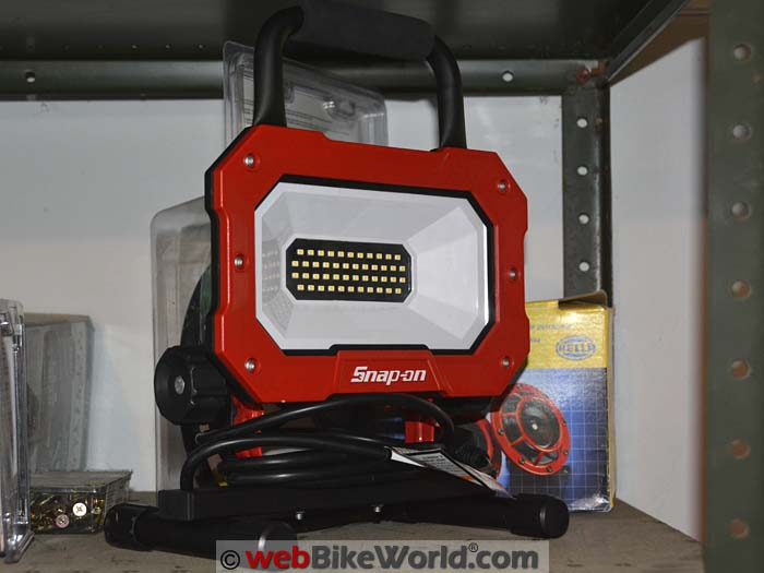 Snap-On LED Work Light Electrical Cord