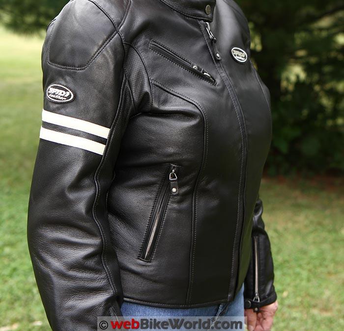 Spidi Ace Jacket Details