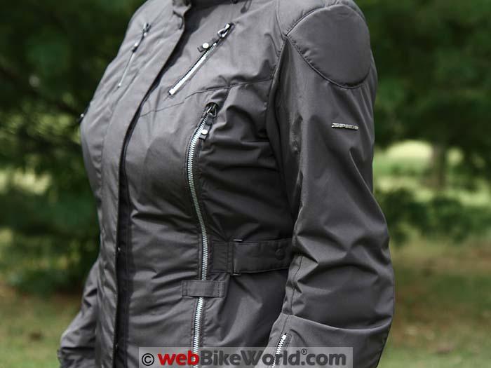 Spidi Stormy Jacket Details
