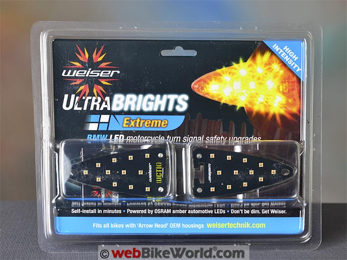 Weiser Ultrabrights Extreme LED Kit