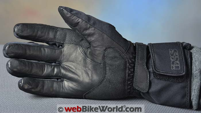 HMK Intimidator Gloves Palm