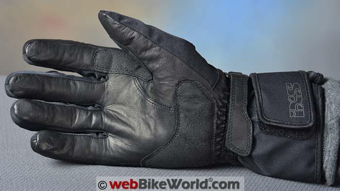 HMK Intimidator Gloves Palm