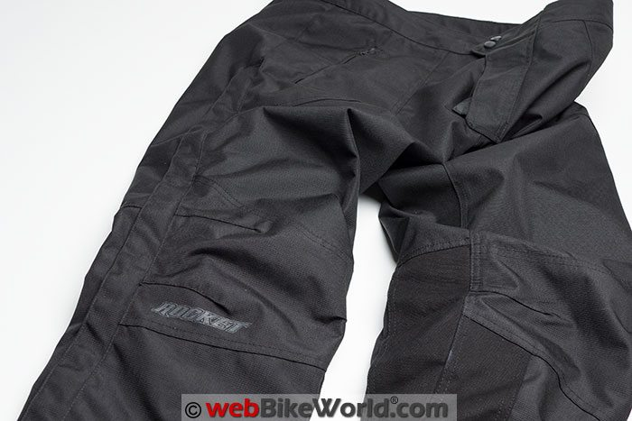 Joe Rocket Ballistic 7 Pants Front Legs