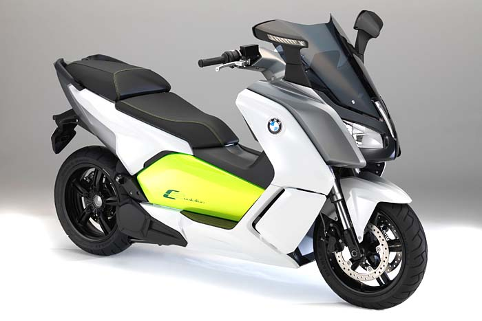 Original BMW Scooter Concept