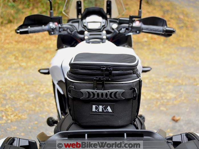 RKA Starr 2 Seat Bag Rear View