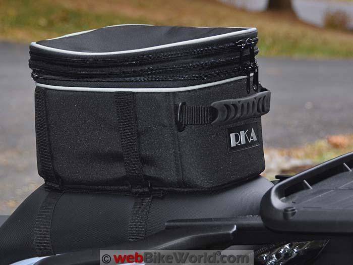 RKA Starr 2 Seat Bag