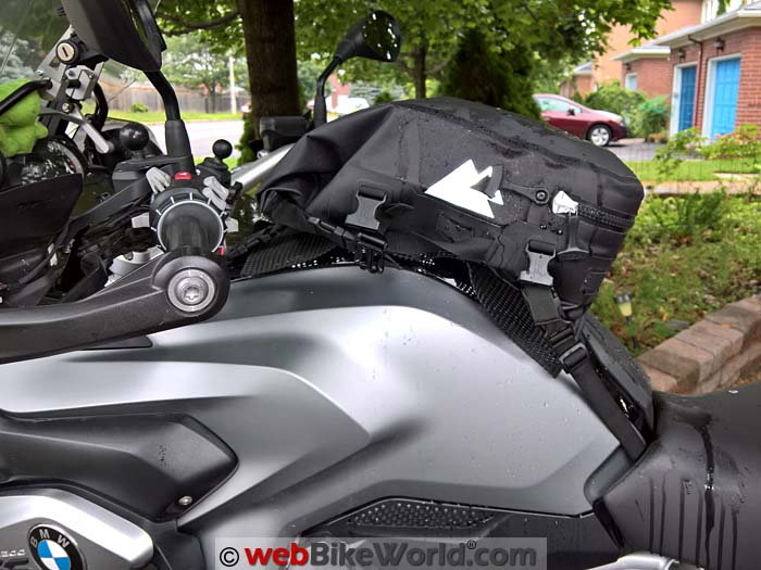 Touratech Moto Tank Bag Side View