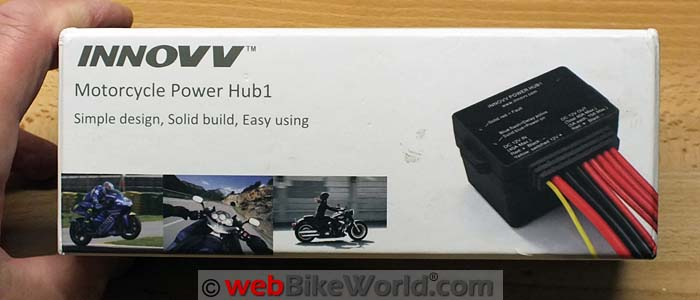 INNOVV Power Hub Box