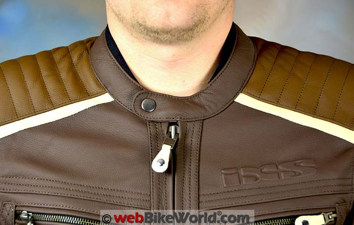 iXS Curtis Jacket Collar