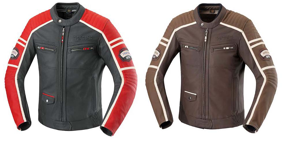 iXS Curtis Jacket Colors