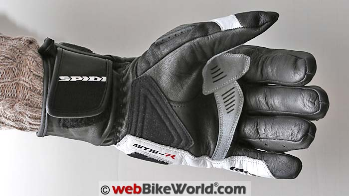Spidi STS-R Gloves Palm