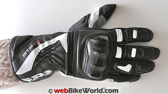 Spidi STS-R Gloves Top