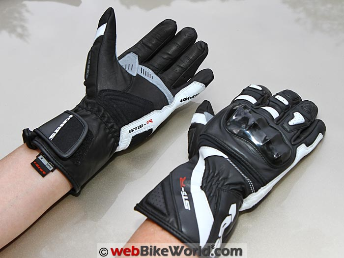Spidi STS-R Gloves