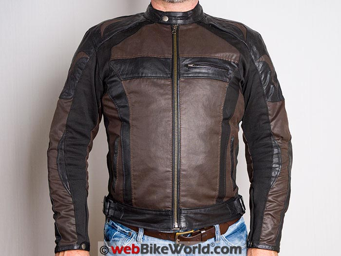 AGV Sport Compass Jacket Front