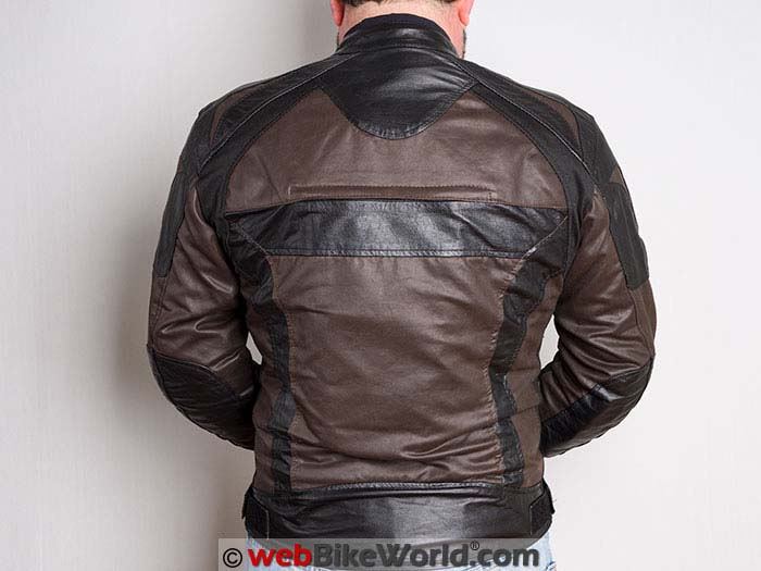 AGV Sport Compass Jacket Rear