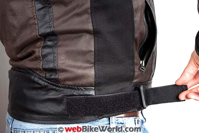 AGV Sport Compass Jacket Waist Adjuster