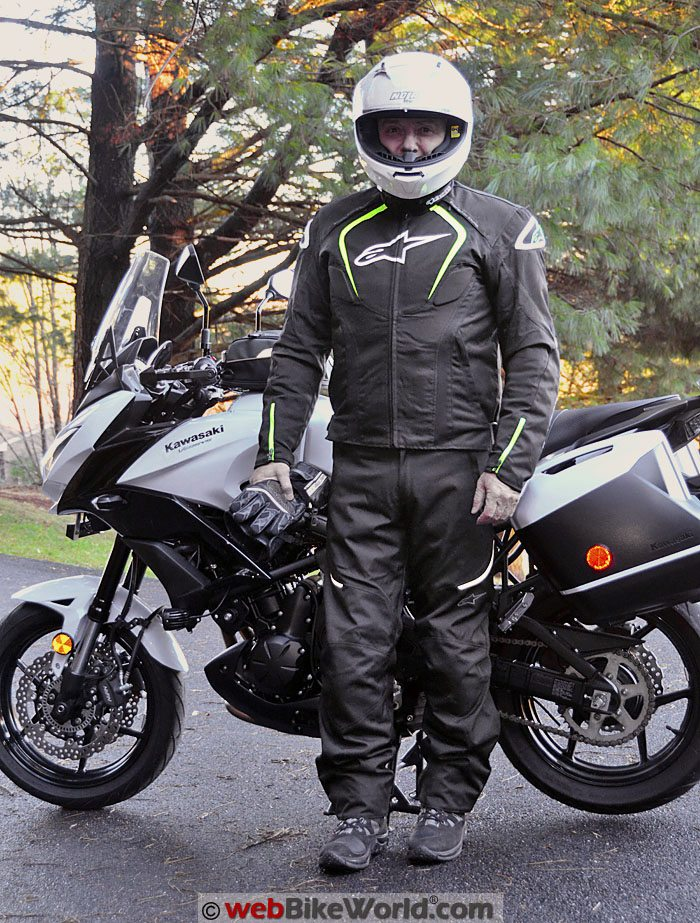 Alpinestars T-Jaws Jacket and Pants