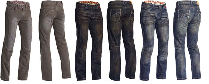 Lindstrands Blaze Jeans Color