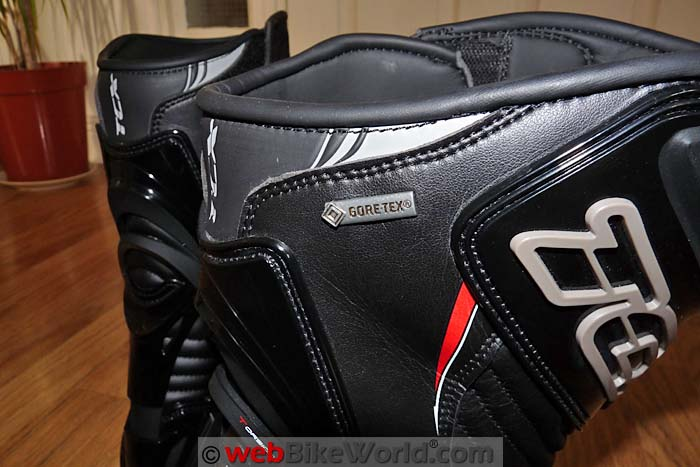 TCX S-Speed Boots Entry