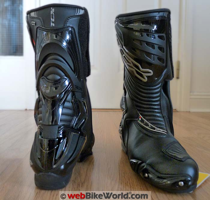 TCX S-Speed Boots External Features