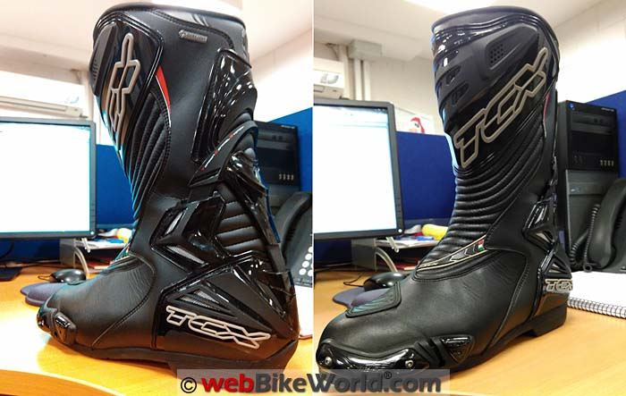 TCX S-Speed Boots Front Rear