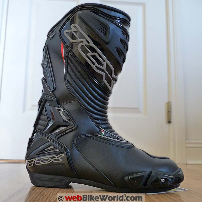 TCX S-Speed Boots Outside