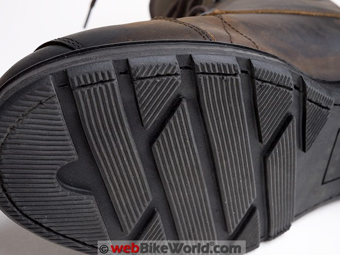 TCX X-Blend Waterproof Boots Sole