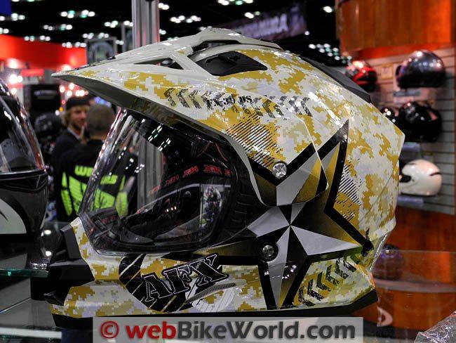 AFX FX-39DS MARPAT helmet