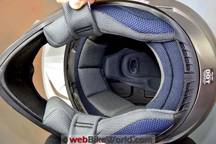 HJC DS-X1 Helmet Liner