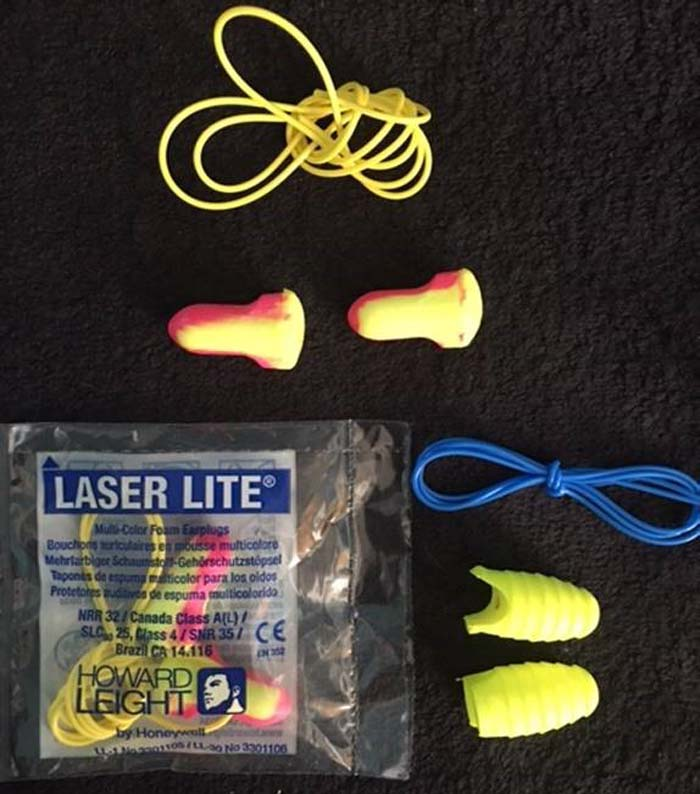 Howard Leight Laser Lite
