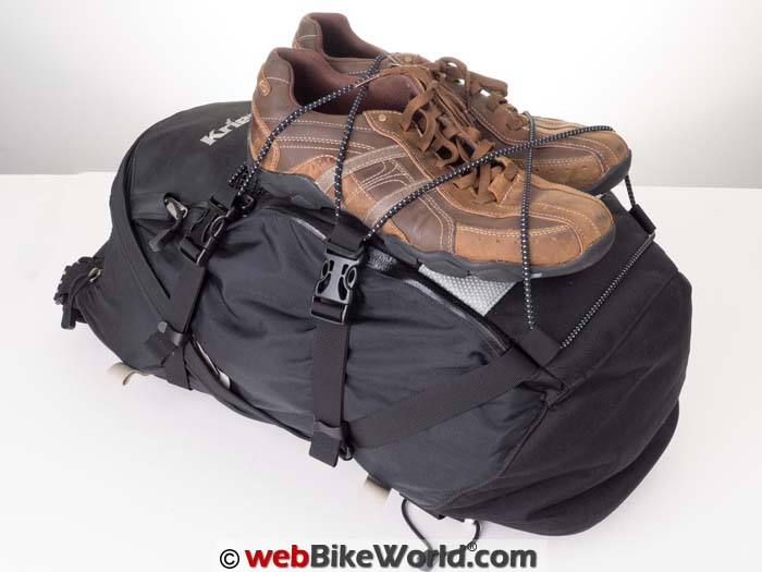 Kriega R25 Backpack With Boots