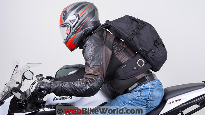Kriega Backpack Review