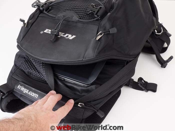 Kriega R35 Backpack With Laptop