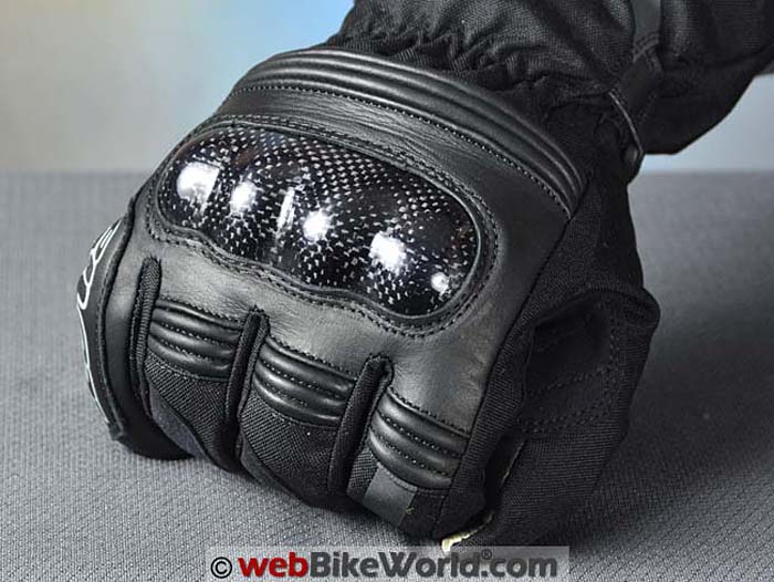 Pilot Obsidian Gloves Knuckle Protector