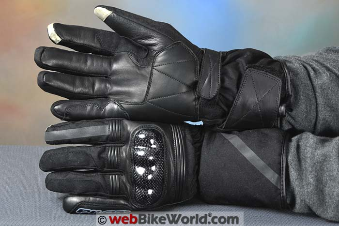 Pilot Obsidian Gloves