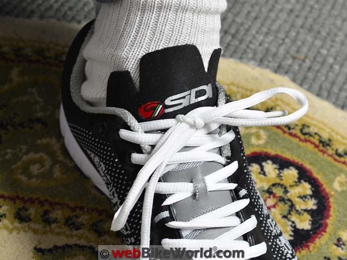 Sidi Gossip Shoes Tongue