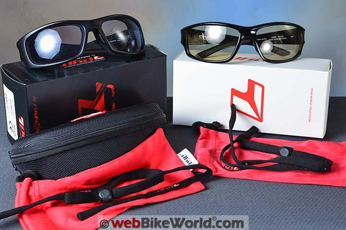 7Eye Motorcycle Sunglasses