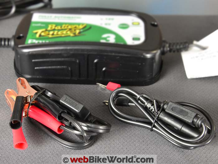 Costco Battery Tender Review - webBikeWorld