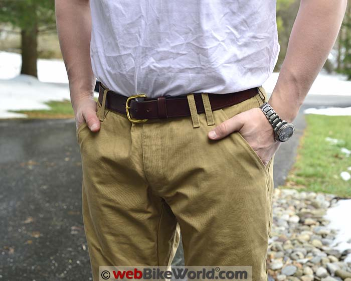 REV'IT! Alpha RF Chinos Pockets