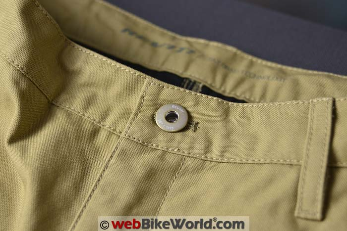 REV'IT! Alpha RF Chinos Waist Button